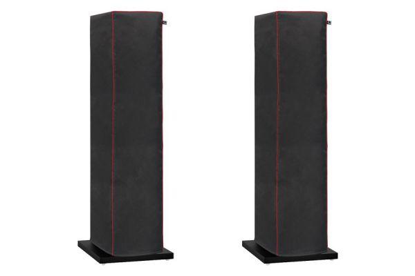 Staubhüllenpaar für Audioboxen