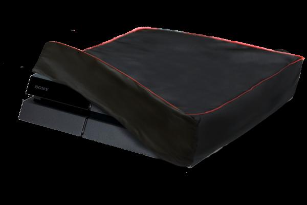 Staubschutzhülle für Nintendo Game-Cube (inkl. eingesteckter Speicherkarte)
