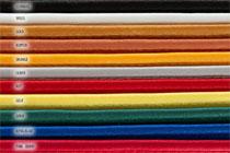 Farbauswahl Zierpaspel